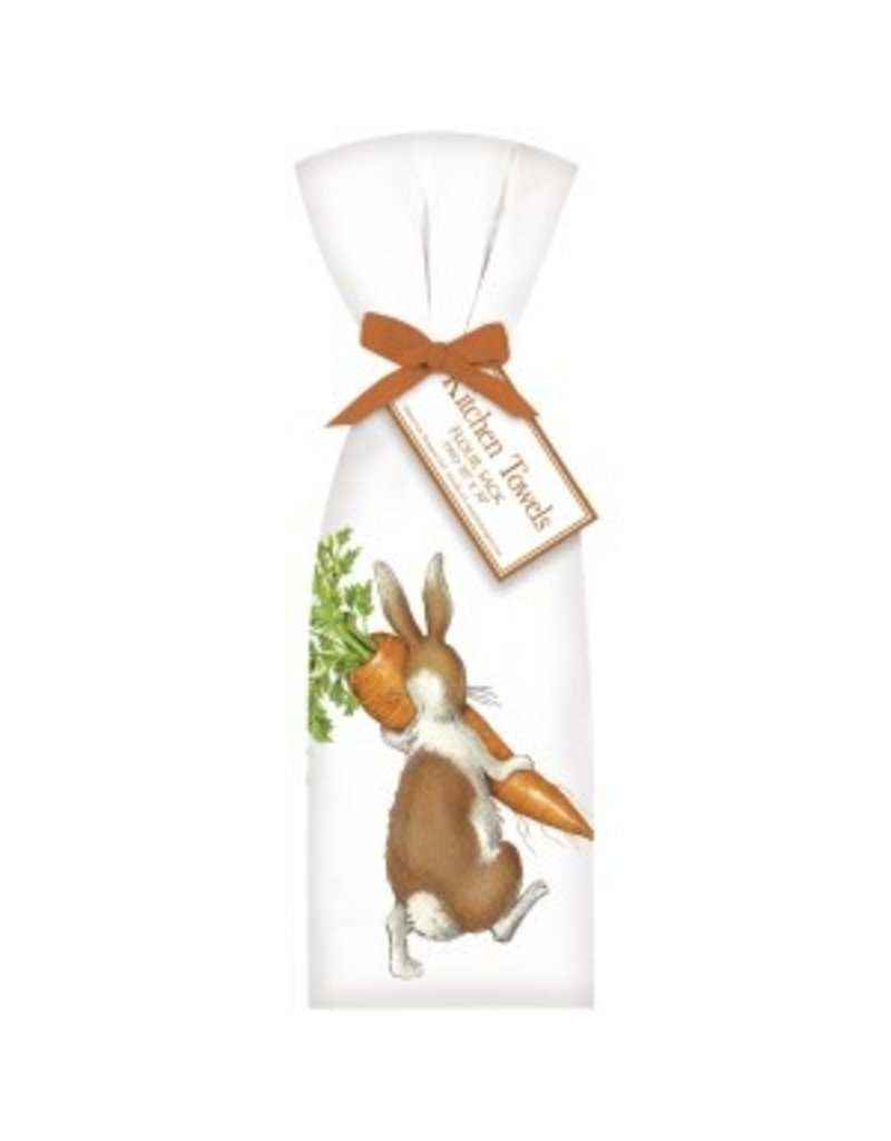Mary Lake Thompson Easter Rabbits Towel Assorted