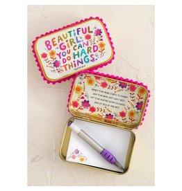 Natural Life Prayer Box - Beautiful Girl
