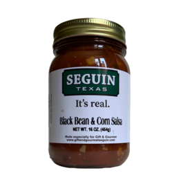 Gourmet Gardens Black Bean & Corn Salsa (Medium)