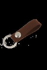 Jon Hart Design Key Ring Leather