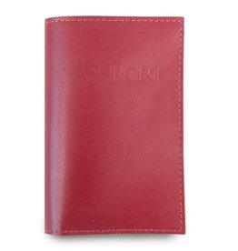 Jon Hart Design Passport Cover Leather