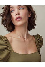 Kendra Scott Chelsea Necklace Drusy