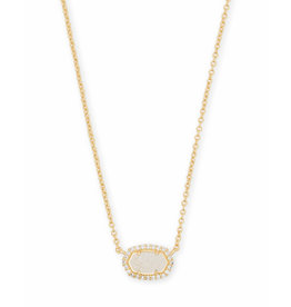 Kendra Scott Chelsea Necklace Drusy
