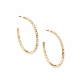 Kendra Scott Veronica Hoop Earring
