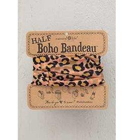 Natural Life Half Boho Bandeau - Tan Jaguar