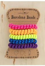 Natural Life Barcelona Bands - Paracord Rainbow