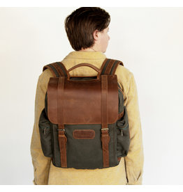 Jon Hart Design JH Scout- Canvas/Oiled Leather