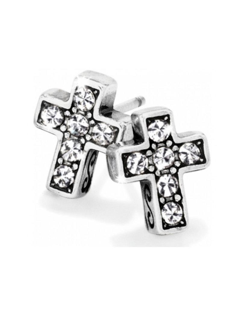 Brighton Starry Night Cross Mini Post