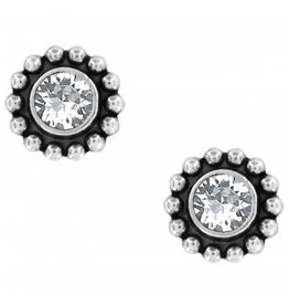 Brighton Twinkle Mini Post Earring-Clear