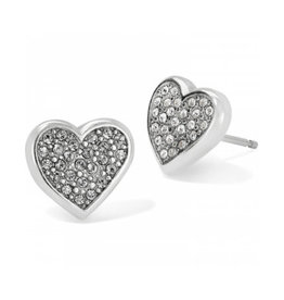 Brighton Eden Hearts Mini Post Earring