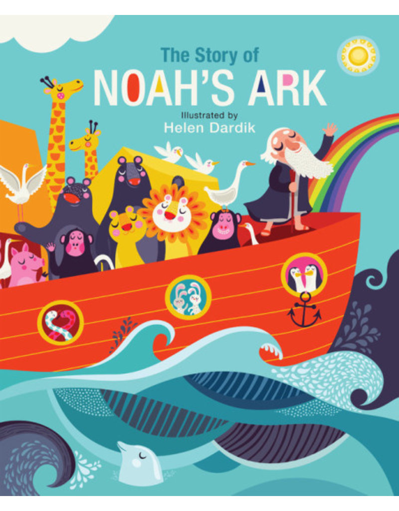 Hachette Book Group The Story Of Noah's Ark