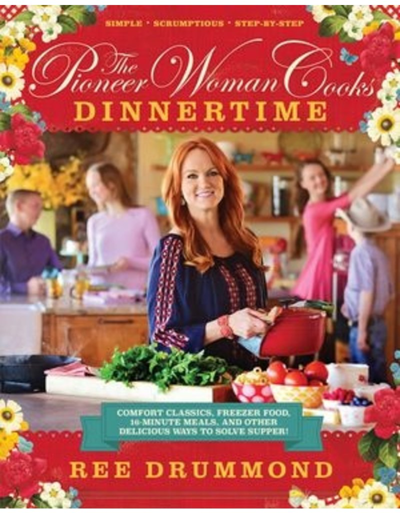 Harper Collins The Pioneer Woman Cooks Dinner