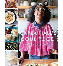 Harper Collins Carla Hall's Soul Food