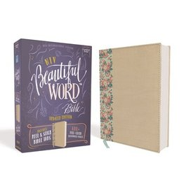 Harper Collins NIV, Beautiful Word Bible, Updated Edition, Leathersoft over Board