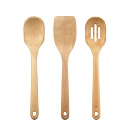 OXO 3 PC Wooden Utensil Set