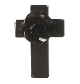 Jan Barboglio Kingdom Flower Cross