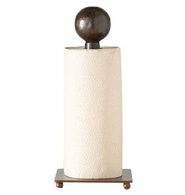 Jan Barboglio Paper Towel Holder - Iron