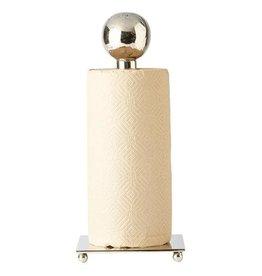 Jan Barboglio Posada Holder Nickel (Paper Towel Holder Silver)