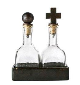Jan Barboglio Compadre Vessels - Oil & Vinegar