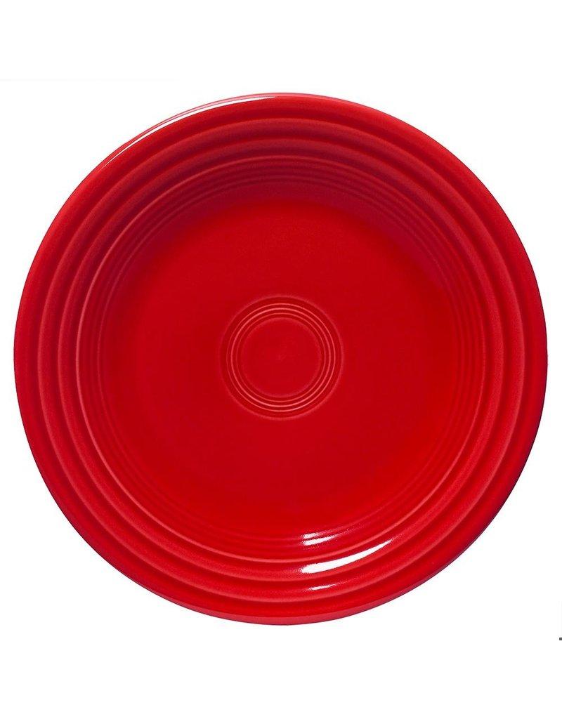 Fiesta Luncheon Plate 9