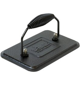 Lodge Cast Iron Lodge Logic Grill Press - Rectangle