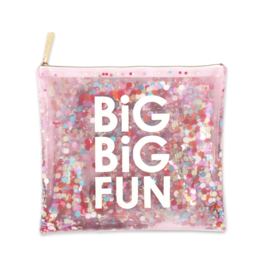 Packed Party Big Big Fun Mesh Everything Pouch
