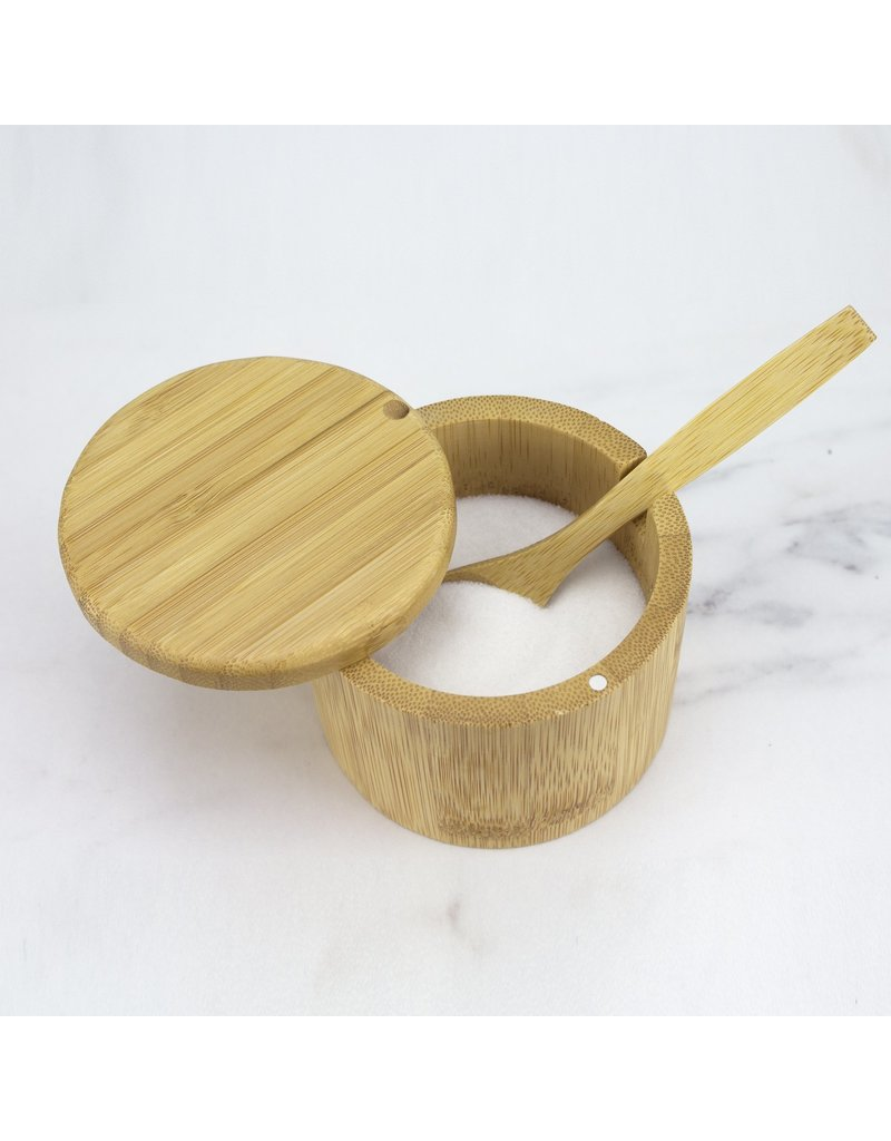 Totally Bamboo Little Dipper Salt Box