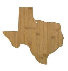 Totally Bamboo Texas Cutting Board