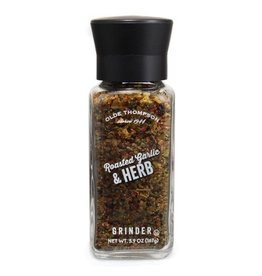 Olde Thompson 5.2oz Roasted Garlic & Herb Seasoning Grinder