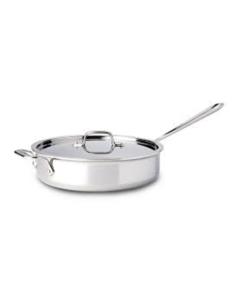 All-Clad 4 QT Saute Pan w/ Lid