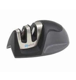 Kitchen IQ/Edgeware Edge Grip 2-Stage Knife Sharpener