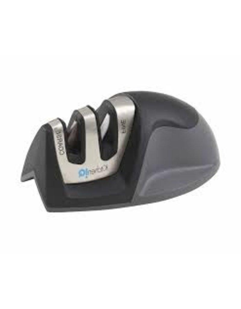 Kitchen IQ/Edgeware Edge Grip 2-Stage Knife Sharpener
