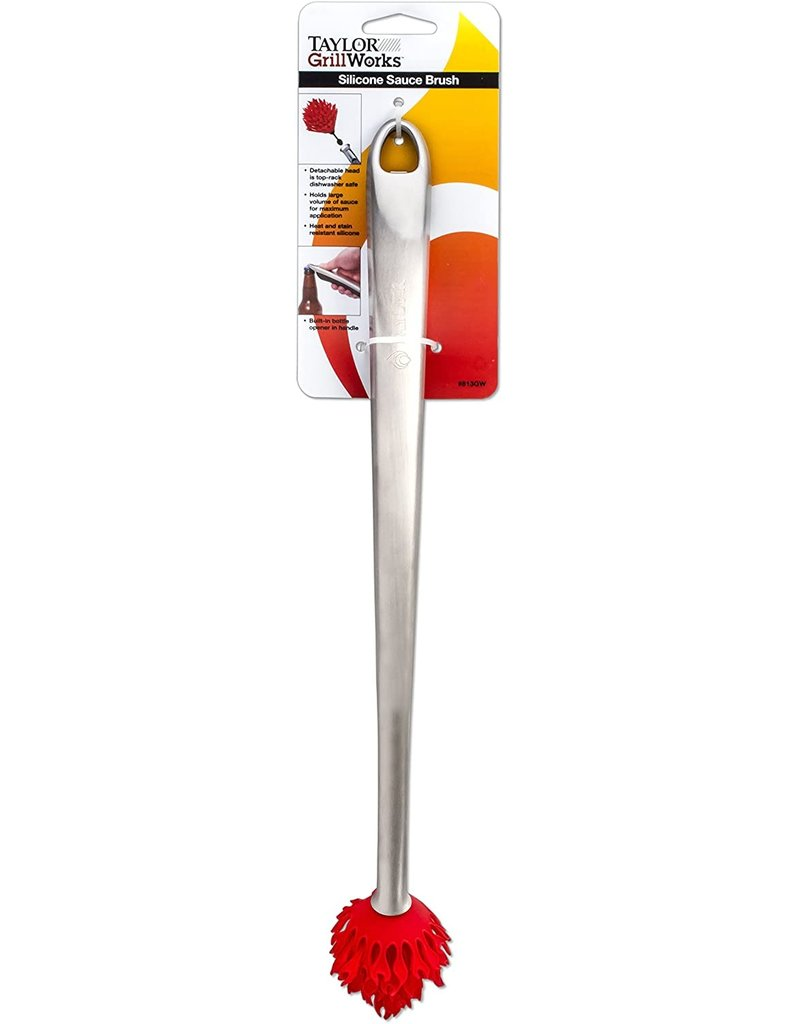 Taylor GrillWorks-Silicone Sauce Mop