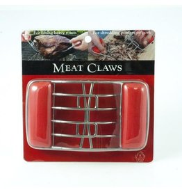 Companion Meat Claws Lifter - Meat Shredder - Red