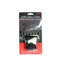 Companion LED Grill Light with Silicone Cover