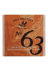 European Soaps 63 Mens Cube Soap