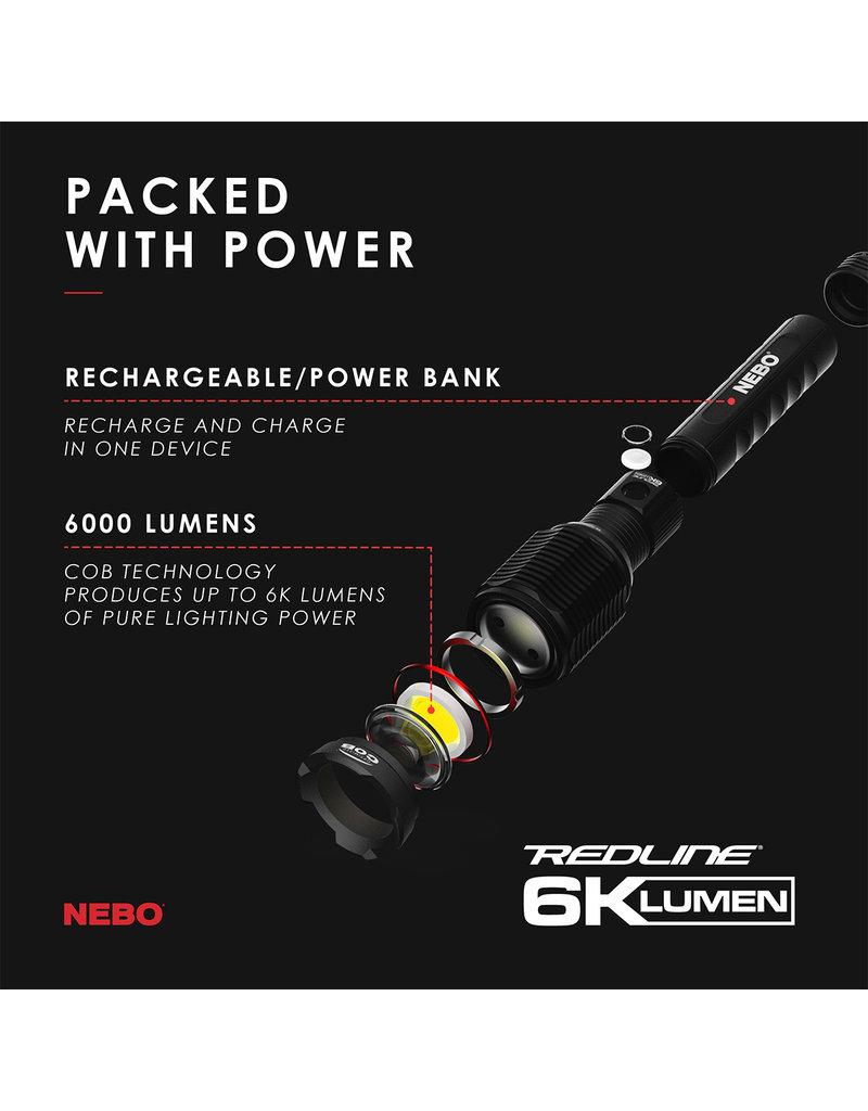 Alliance Sports /Nebo Tools Redline 6000 RC