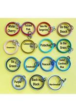O-Venture Big O Key Ring - Solid Leather