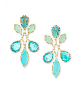 Kendra Scott Gwenyth Statement Earring
