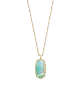 Kendra Scott Macrame Reid Pendant Necklace