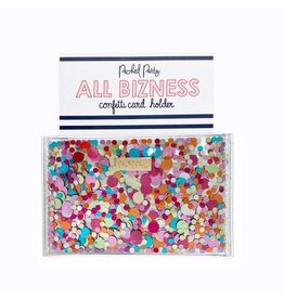 Packed Party Confetti Multi Card Holder