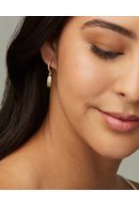 Kendra Scott Fern Huggie Earring