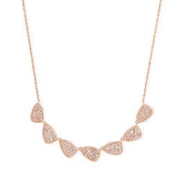 Kendra Scott Susanna Multi Stone Necklace - Drusy