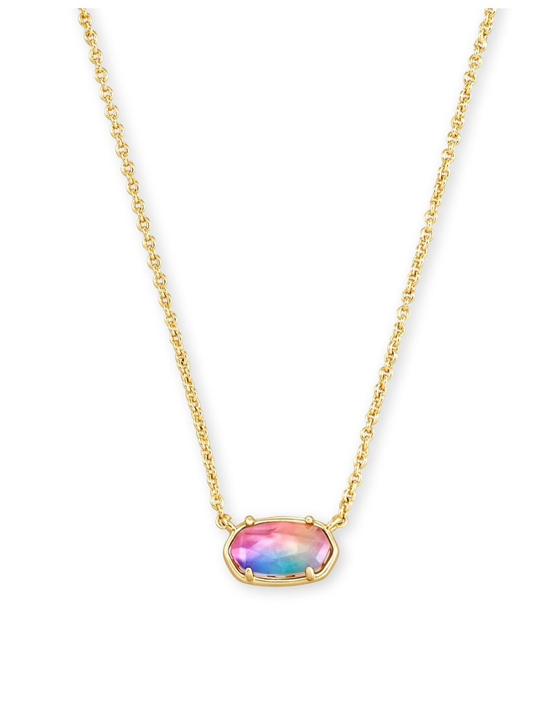 Kendra Scott Grayson Short Pendant Necklace