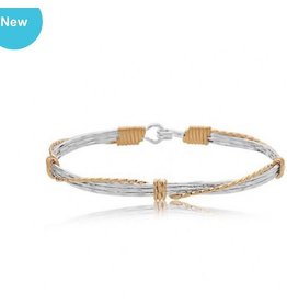 Ronaldo Designer Jewelry Leap of Faith Bracelet