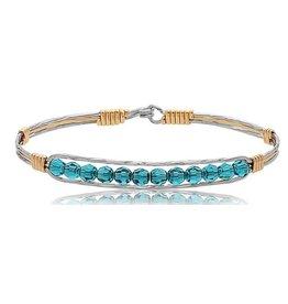 Ronaldo Designer Jewelry Inspire Bracelet
