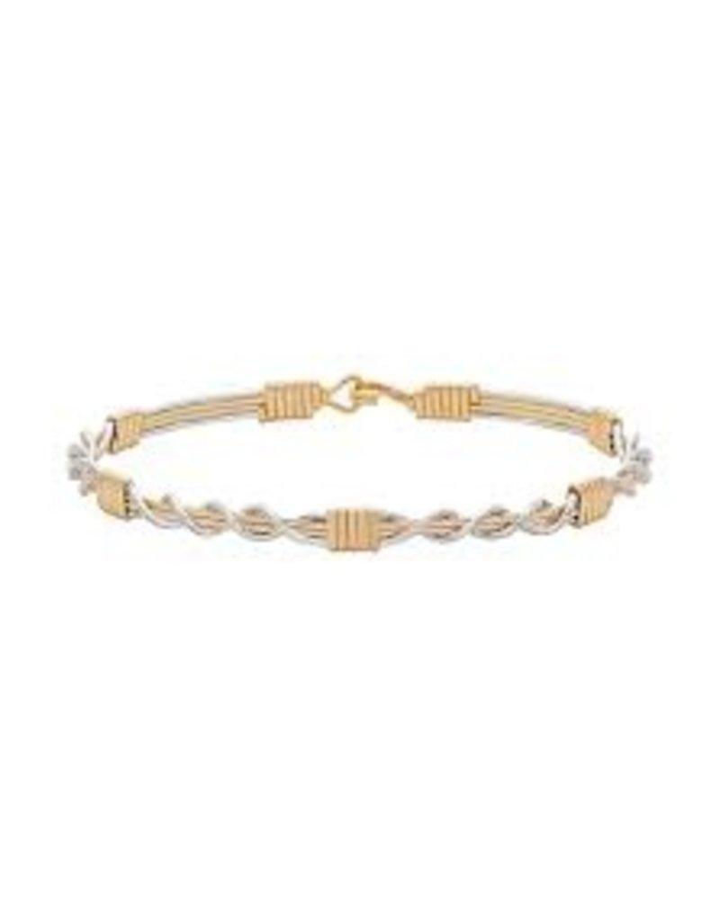 Ronaldo Designer Jewelry Thankful Bracelet