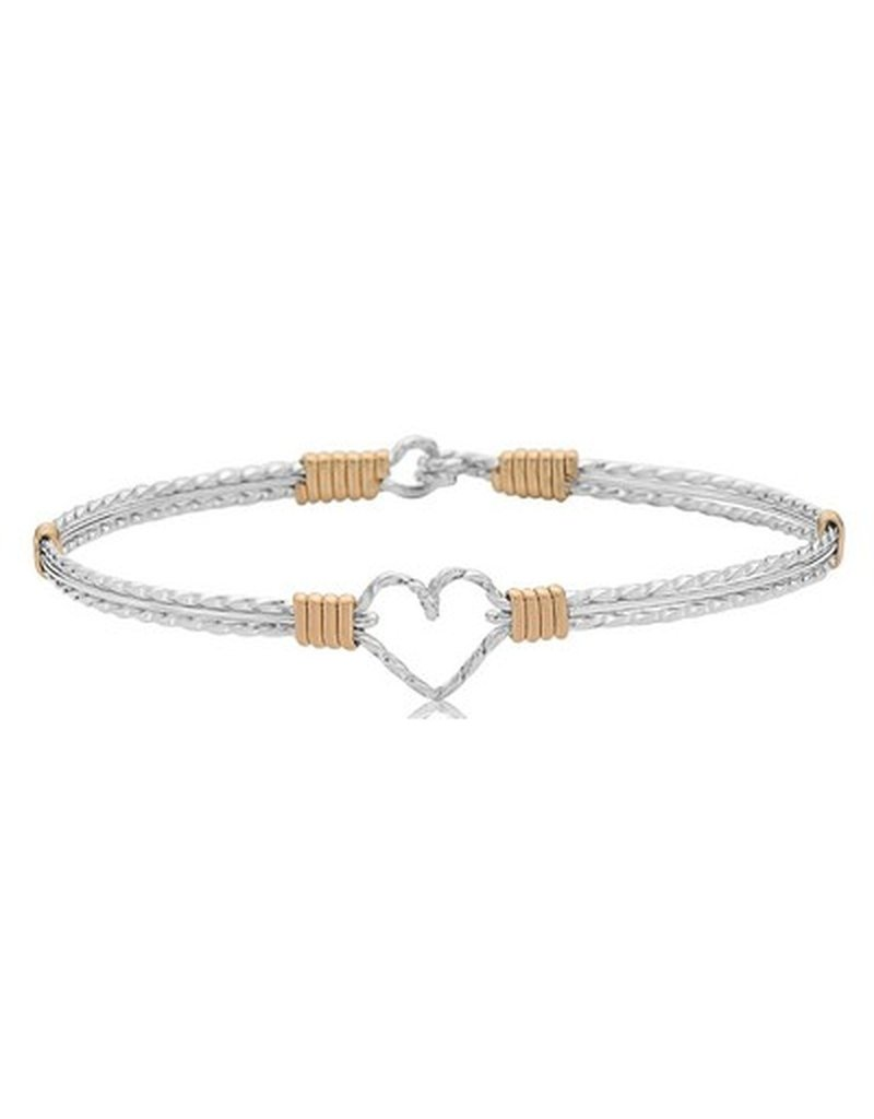 Ronaldo Designer Jewelry I Am Cherished Bracelet