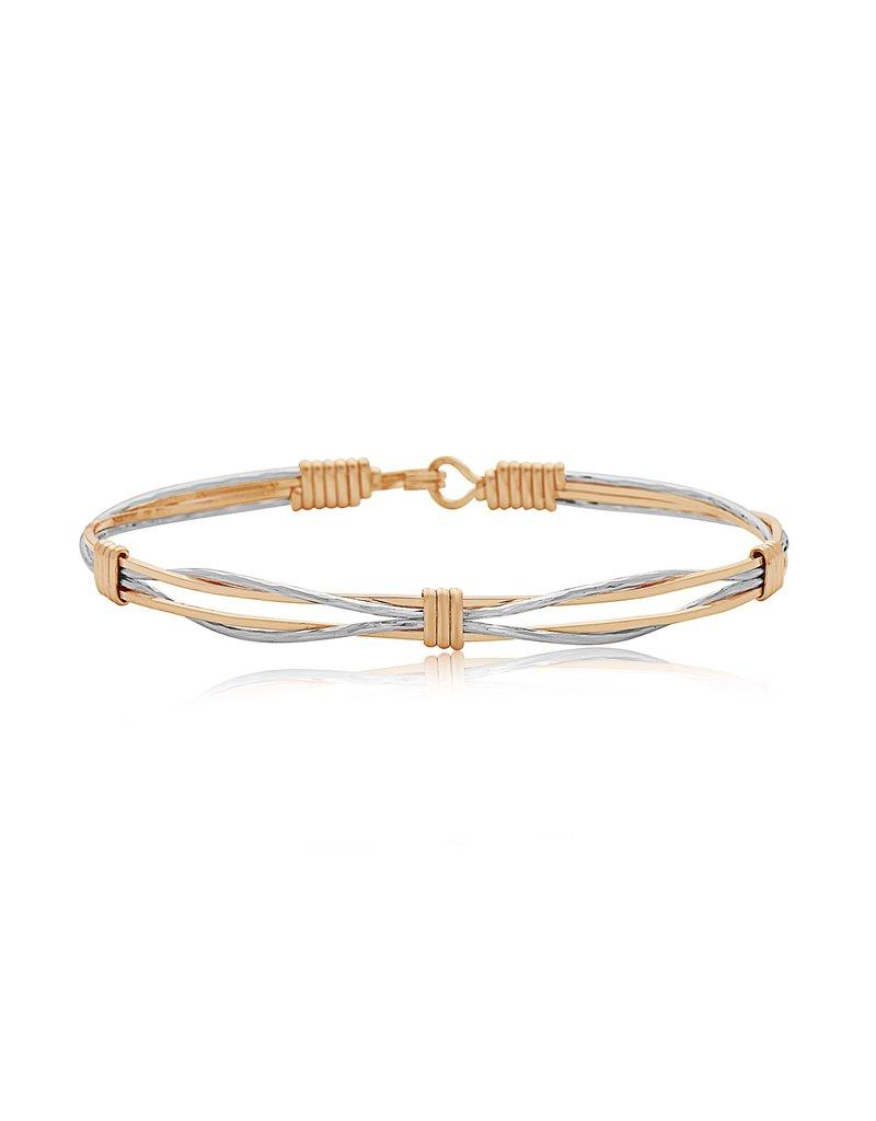 Ronaldo Designer Jewelry Out of the Darkness Bracelet