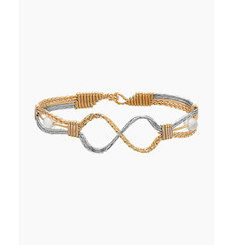 Ronaldo Designer Jewelry Infinite Angel Bracelet